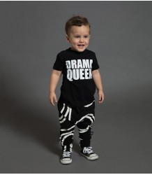 Nununu T-shirt DRAMA QUEEN Nununu T-shirt DRAMA QUEEN black